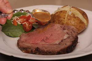 Cooking Guide for Semi-Boneless Beef Rib Roast