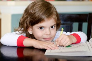 Activities to Improve Focus in Children Ages Three to F…