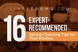16 Expert-Recommended Steps to Spring-Clean Your Kitche…