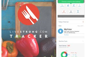 How to Use LIVESTRONG.COM's Free Calorie Tracker App fo…
