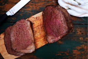 How to Cook a Beef Loin NY Strip Roast