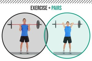 10 Exercise Pairs That Were Made for Each Other