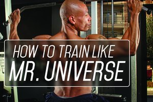 How to Train Like Mr. Universe
