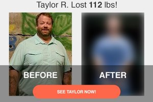 How Becoming a Father Inspired Taylor R. to Lose 112 Po…