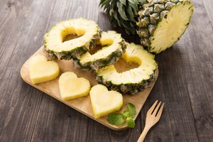 Pineapple Core Nutrition
