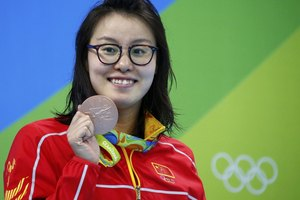Olympic Swimmer Drops Bomb: Athletes Have Periods Too