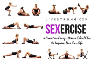 15 Exercises Every Woman Should Do to Improve Her Sex L…