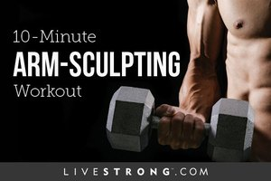 10-Minute Arm-Sculpting Workout