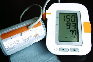 How to Lose Weight With High Blood Pressure
