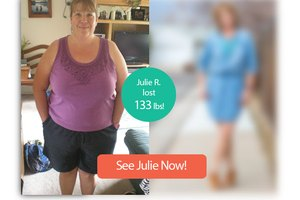 How Julie R. Lost 133 Pounds and Gained Energy in the P…