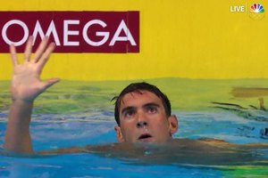 Michael Phelps Just Keeps Breaking Olympic Records