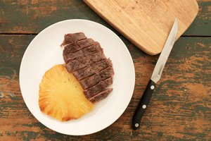How to Bake a Flat Iron Steak