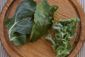 The Nutritional Differences Between Kale, Collard Green…