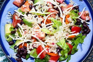 How to Up Your Salad Game With Whole Grains