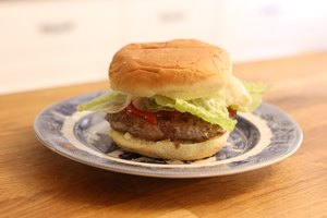How to Grill a Frozen Burger