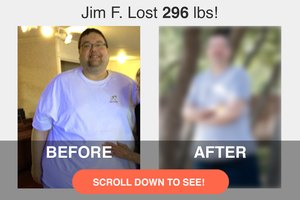 Jim F.'s Amazing 300-Pound Weight Loss With the Help of…