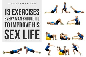 13 Exercises Every Man Should Do to Improve His Sex Lif…
