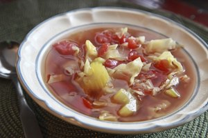 American Heart Association Cabbage Soup Diet
