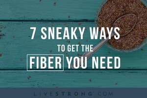 7 Sneaky Ways to Get the Fiber You Need