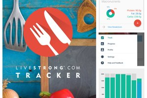How to Use LIVESTRONG's Free MyPlate Calorie Tracker Ap…