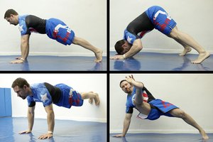 10 Push-Up Variations for a Stronger Body