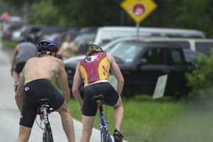 How to Warm Up for a Bike Race