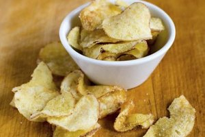 The Effect of Salt & Vinegar Potato Chips on Your Healt…
