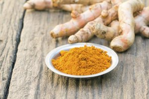Side Effects of the Curcumin in Turmeric