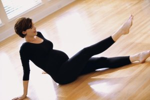 Can Doing Too Much While 33 Weeks Pregnant Hurt the Bab…