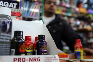 Using 5-hour ENERGY and Liver Problems