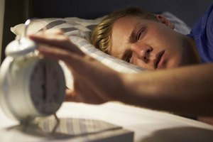 Causes of Sudden Restless Sleep & Insomnia