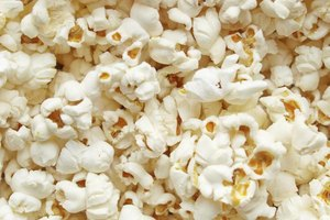 The Potassium Content of Popcorn