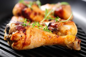 Healthy Way to Make Chicken Drumsticks