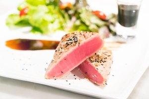 How to Cook Albacore Tuna Steaks