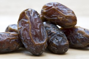 How to Gain Weight With Dates & Tahini as a Vegan