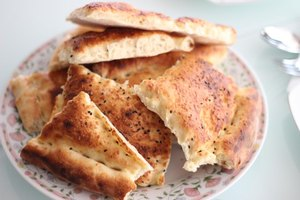 Breads Without Sugar, Yeast or Carbohydrates
