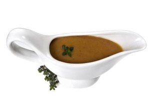 How to Counteract Too Much Salt in Gravy