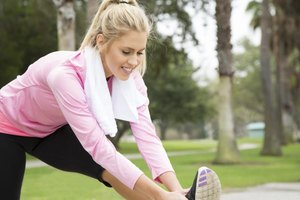 At Home Leg Exercises for Women With Blood Clots in the…