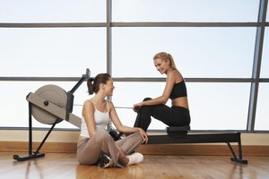 How to Use the DP BodyTone 300 Rowing Machine