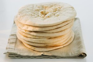 Calories in Whole Wheat Pita Bread