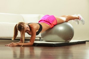 Can an Exercise Ball Burst?
