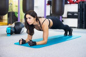 Step-by-Step Directions on How to Do the Plank