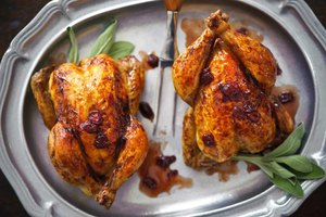 How to Defrost a Cornish Hen in the Microwave