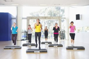 The Best Step Aerobic DVDs