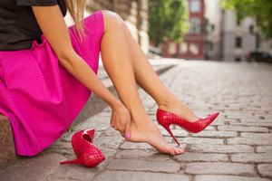 5 Things You Need to Know About a Bruised Heel
