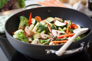 How Many Calories Are in a Vegetable Stir-Fry?