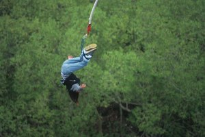 Bungee Jumping in Canton, Ohio