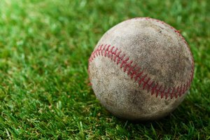 History of the Baseball Ball