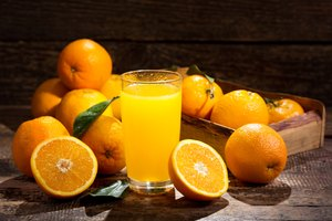 Is Orange Juice Good for a Sore Throat?
