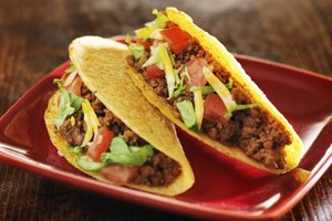 Calories in Hard Taco Shells